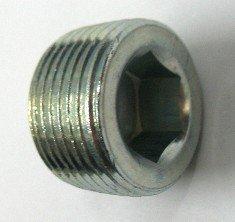 AF C3169-32 - 2 Male Pipe Allen Head Plug