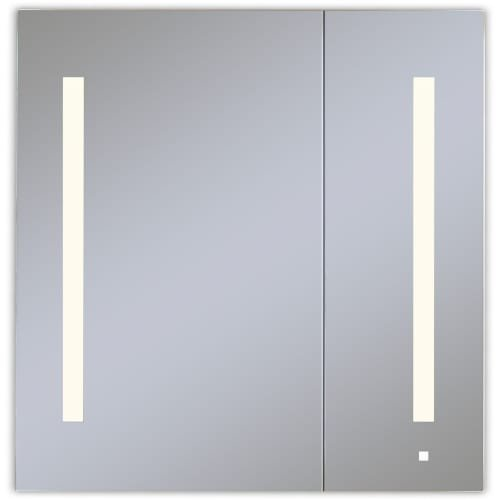 Robern Cabinet Outlet (Robern AC3030D4P2LW Aio 30
