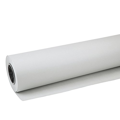 Lineco Frame Backing Paper Roll, 40lb., 20 inches X 72 inches, Gray (613-2072L)