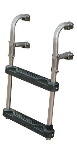 JIF Marine ESG2 Transom Ladder, 2-Step by JIF Marine