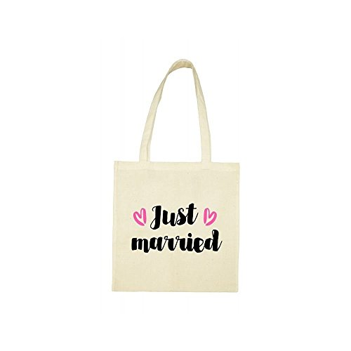 married beige juste marie just bag Tote v1qRT