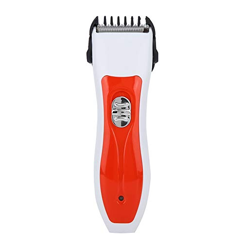 Pssopp Professional Electric Dog Hair Trimmer Pet Animal Grooming Clippers Rechargeable Dog Grooming Hair Trimmer Pet Hair Electric Clippers for Dogs Cats