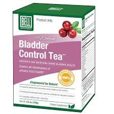 Bell Lifestyle Products Bladder Control Tea for Women 120 Grams ()