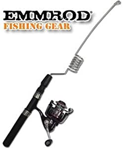 Emmrod packrod fishing combo 6 coil spinning for Open face fishing rod