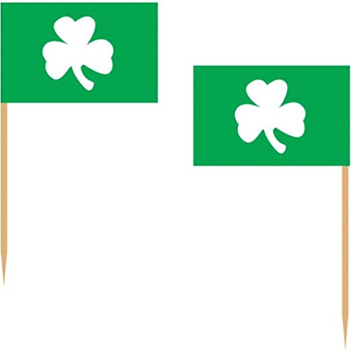Shamrock Picks   (50/Pkg)