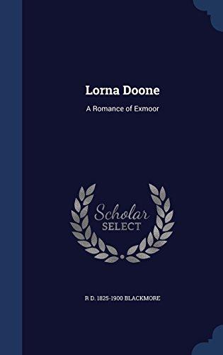 book cover of Lorna Doone