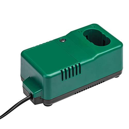 SODIAL Cargador De Bater/íA De Repuesto para Hitachi Ni-CD//Ni-Mh 7.2V 9.6V 12V Taladro Inalambrico Bater/íAs Recargables 1.5A UE Enchufe