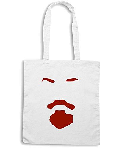T-Shirtshock - Bolsa para la compra TCO0083 lenin cccp tshirt Blanco