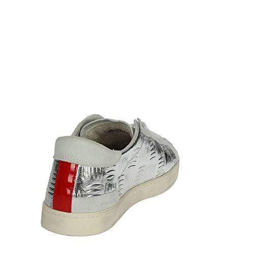 Argent Low Hill 18 D a Femme e Sneakers t fq88R4