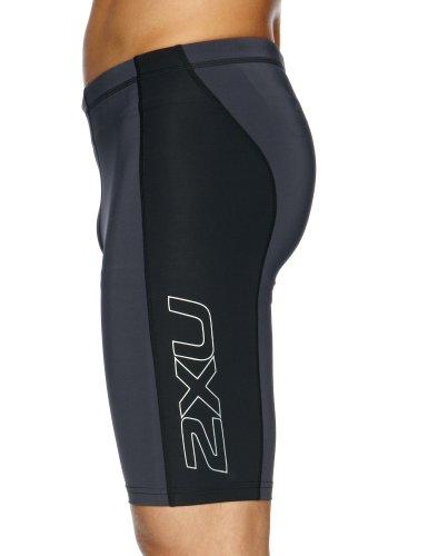 Pantalones cortos compresi U de 2 x wHtPx8E