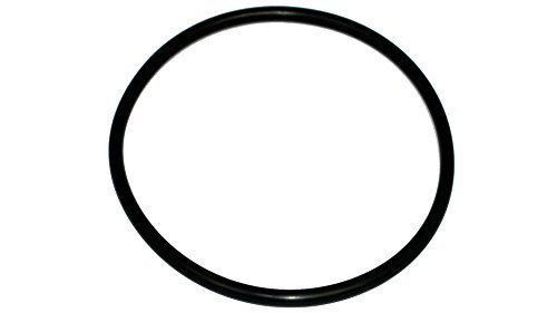 """Sterling Seal ORBN437X4CP #437 Standard O-Ring, Buna Nitrile Rubber, 6"""" ID, 6-1/2"""" OD Size, Black (Pack of 4)"""