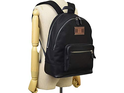 b7390e2e4b49 Amazon | (コーチ) COACH リュックサック バックパック ウェスト WEST メンズ ナイロン F27609 アウトレット  [並行輸入品] | Amazon Fashion