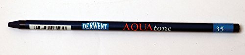 Derwent 35 Aquatone Stick - Prussian Blue by Derwent