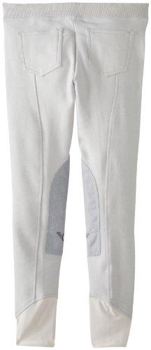 TuffRider Girl's Newbury Pull-On Breech Pant