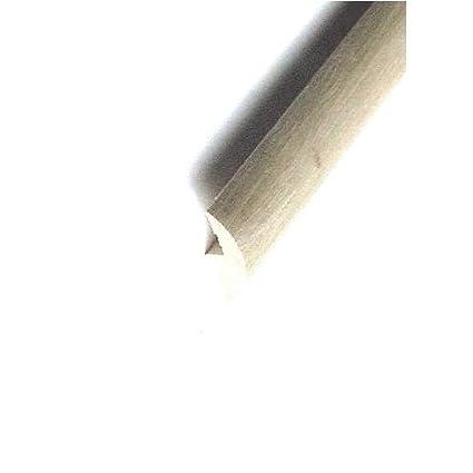 Half Round Light Hardwood