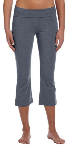Bella - Ladies' Capri Pants - 815 - Deep Heather - Small