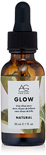 AG Hair Natural Glow Shine Infuse Serum, 1 Fl Oz