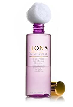 ILONA In an Instant Dual-Phase Eye Makeup Remover