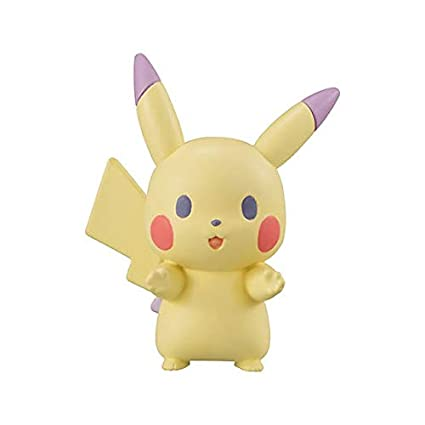 Amazon.com: Nintendo Pikachu Mini Figure: Toys & Games