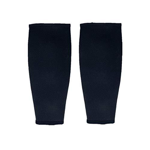 Balalei Women Shapers Sweat Sauna Slimming Shirt Hot Body Shaper Arms Sleeves Leg Sleeves Thigh Trainer Calf Shapewear Weight Loss Suits,Calf,M