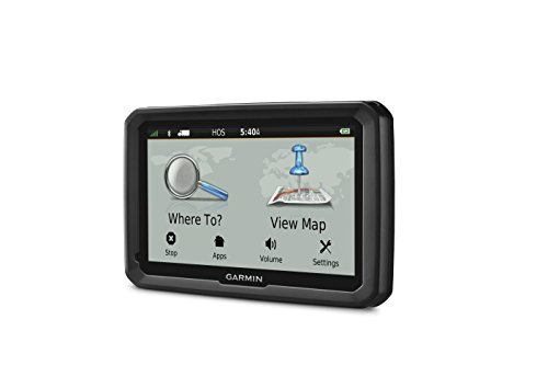 Garmin dezl 770LMTHD, Truck GPS Navigator with 7-inch Glass Display, Free Lifetime Map Updates and Traffic]()