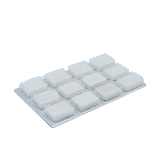 walling carbonizing factory Outdoors Hexamine Smokeless Solid Fuel Tablets for Backpacking 12pcX14g by walling carbonizing factory