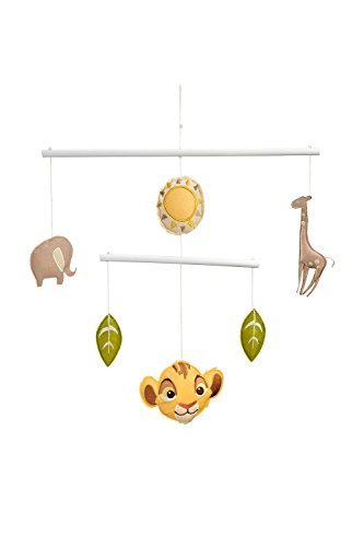 Disney Lion King Ceiling Mobile [並行輸入品]   B077ZVM422