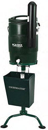 Tennis, Bocce, Golf Court Accessories - Water Coolers - CourtMaster 5 Gallon All-aluminum Water Cooler - Replacement Cup Dispenser