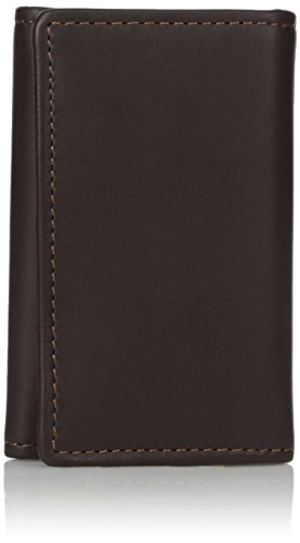 UPC 043345568675, Dopp Men's Regatta Leather Key-tainer with detachable Outside Key Ring, Brown, One Size