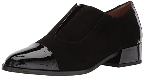 André Assous Womens Joanie Loafer Black/Black