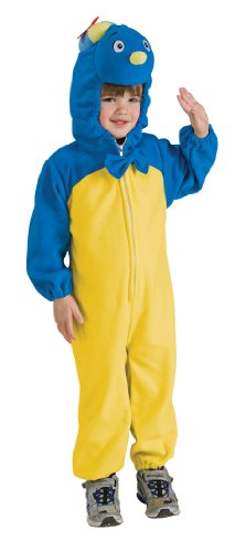 Backyardigans Deluxe Pablo Child Costume Size Medium (The Backyardigans Games Halloween)