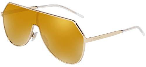 Sunglasses Dolce & Gabbana DG 2221 488/7P PALE GOLD (Dolce Gabbana Sonnenbrille Herren)
