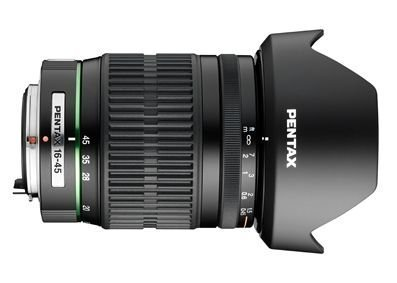 Pentax 16-45mm f/4.0 SMC PDA  ED AL Zoom Lens for Pentax and Samsung Digital SLR Cameras (Digital Pentax Slr K100d)