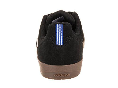 Adidas Mænds Suciu Adv Ii Skate Sko Sort / Hvid / Tyggegummi SEGxoenXx