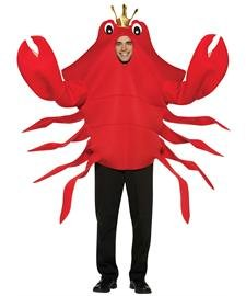Rasta Imposta King Crab, Red, One Size -
