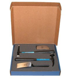 Martin Sprocket & Gear Fiberglass Handle, Body & Fender Set - 4-Pc