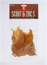 Scout & Zoe's Natural Chicken Jerky