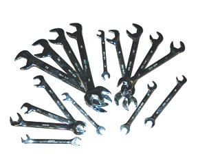 ATD Tools 1182 16-Piece Metric Angle Wrench Set