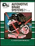 Automotive Brake Systems, DuPuy, Richard E., 1579320791