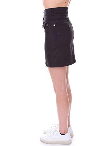 Numero00 Noir Femme 2307black Jupe Coton SUVGMqzp