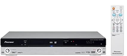 amazon com pioneer dvr 550h s multi system dvd recorder with built rh amazon com Annke DVR User Manuals pioneer dvr 550h user manual