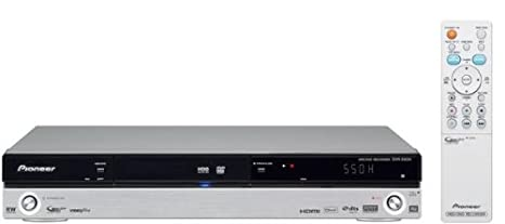 Pioneer DVR-550H-S Recorder Windows 8 X64 Treiber