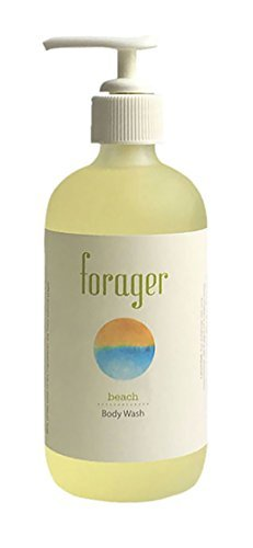 Beach Body Wash, Forager Botanicals