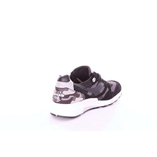 Scarpa Diadora uomo n9000 camo fusion 172543 black 80013 fw 17/18 Schwarz