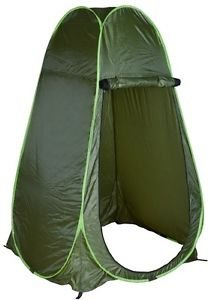 Portable Green Outdoor Pop Up Tent Camping Shower Privacy...