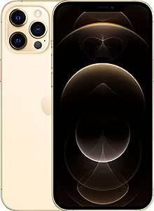 Apple iPhone12 Pro Max 128GB 6 GB RAM Dual Sim, Gold