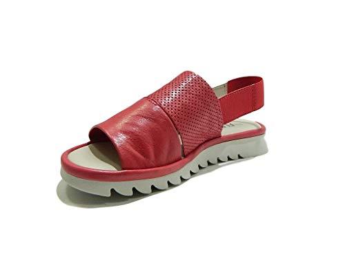 rosso I donna Flexx per sandali qwwI1FrCp