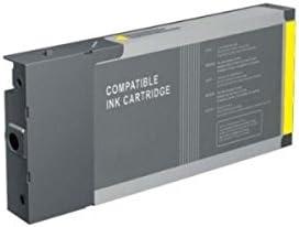 Cartucho T5444 y Epson Compatible Amarillo para Epson Pro 4000,9600 C13T544400 220 ml: Amazon.es: Electrónica