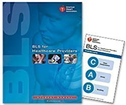 bls for healthcare providers student manual 1st first edition rh amazon com BLS Card BLS Book