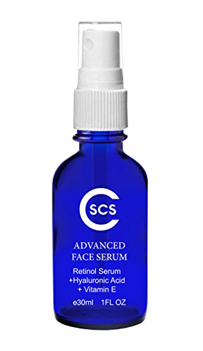 CSCS Retinol Serum Hyaluronic Vitamin product image